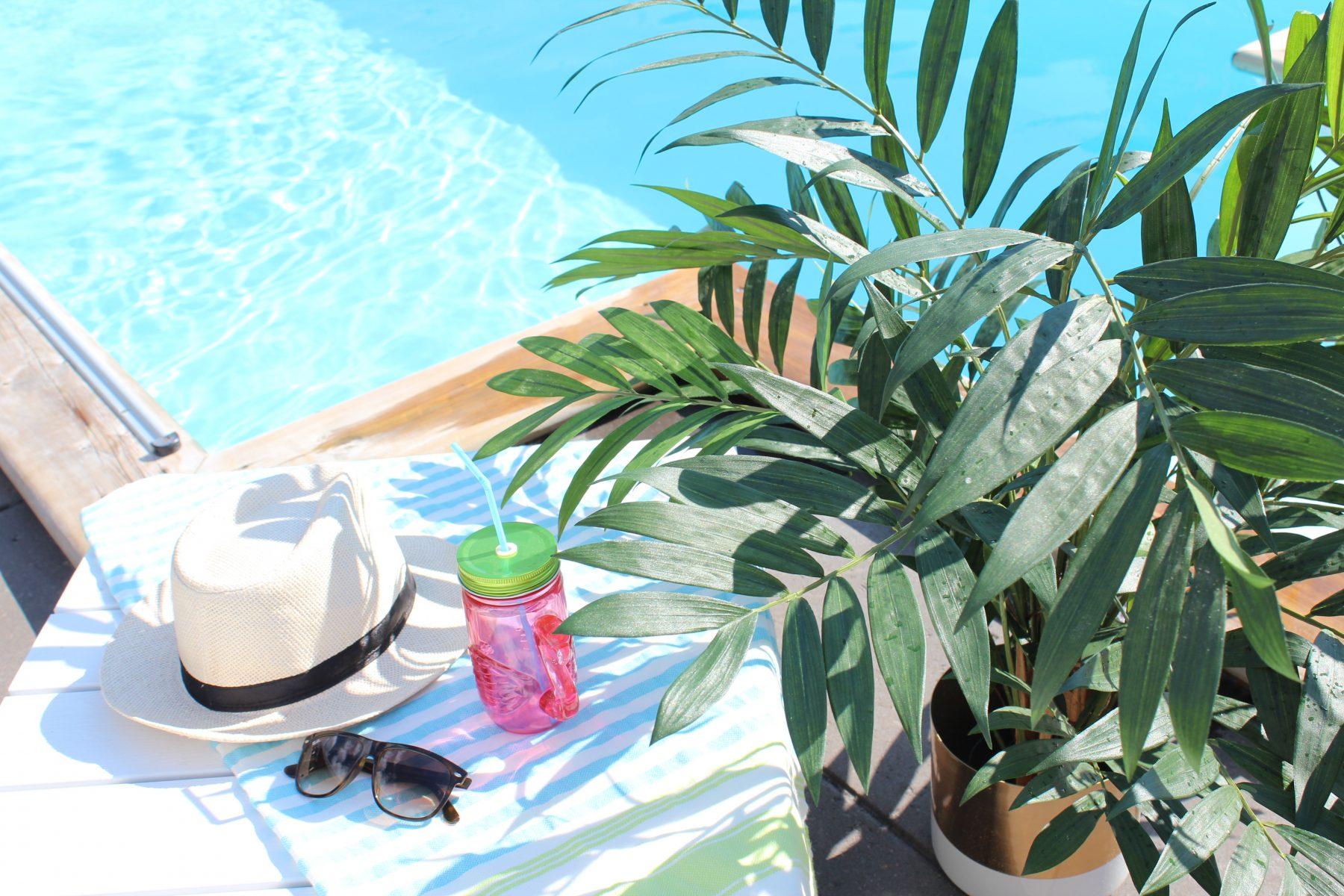 Konstgjord palm