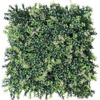 Artificial boxwood panel 50x50 By Faux_s_w